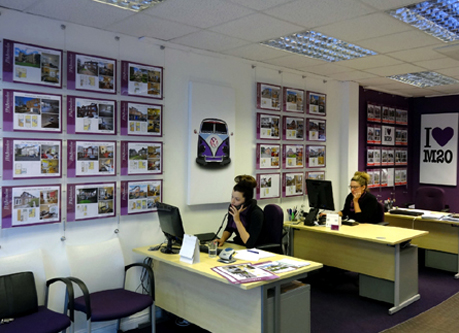 Fairfield work in Didsbury to transform two JP & Brimelow offices