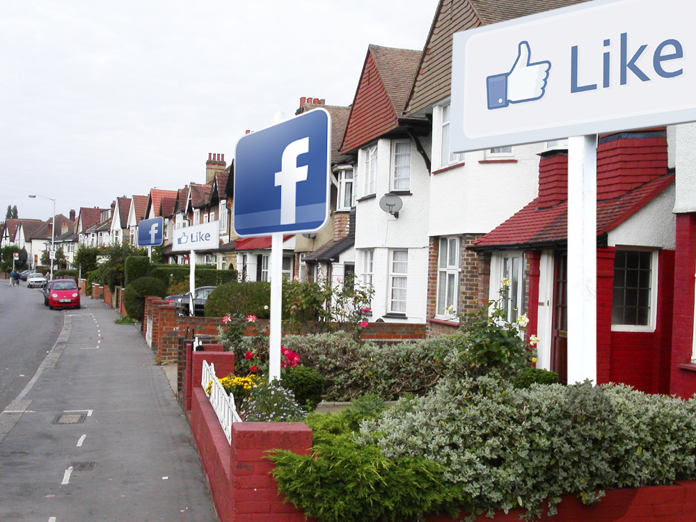 New Facebook app launches to sell houses
