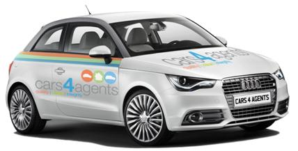 Cars4Agents – Why Should You Contract Hire Your Next Sign-Written Vehicle?